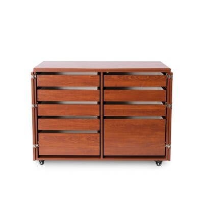 Dingo II Storage Cabinet from Kangaroo Sewing Furniture for sewing and quilting storage