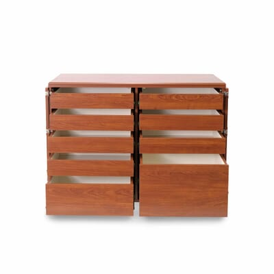Dingo II Storage Cabinet from Kangaroo Sewing Furniture for fabric and iron storage