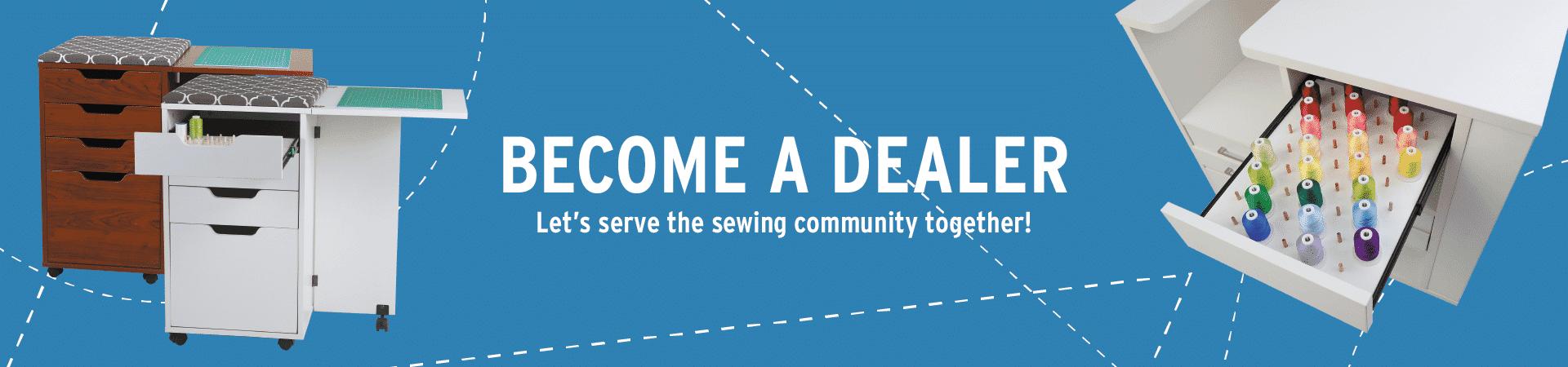 Become an Arrow Sewing dealer