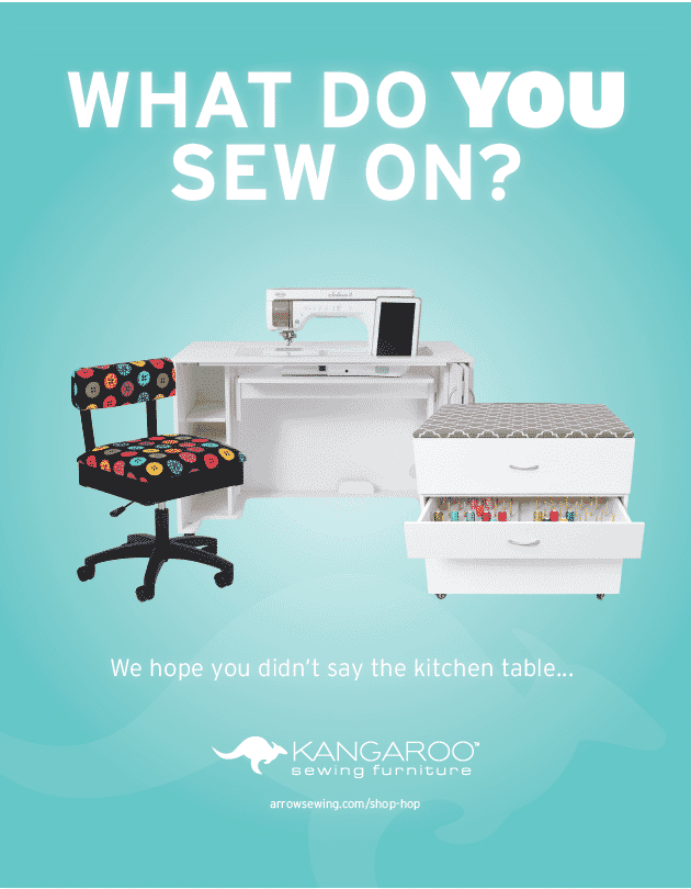What Do You Sew On Flyer