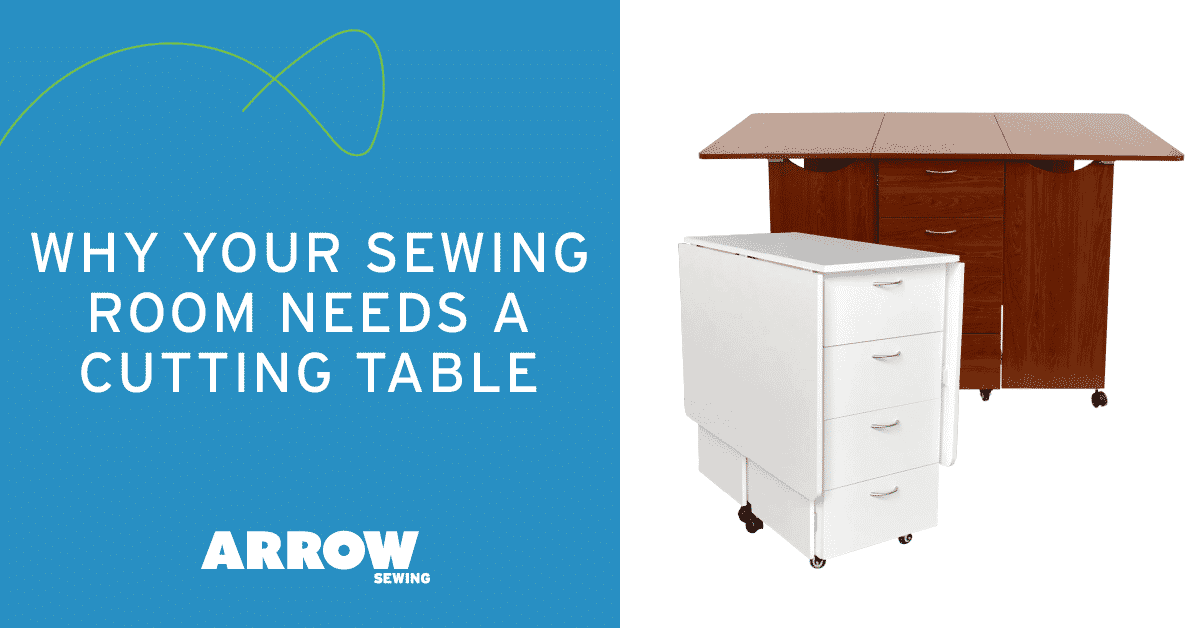 Why Your Sewing Room Needs A Cutting Table